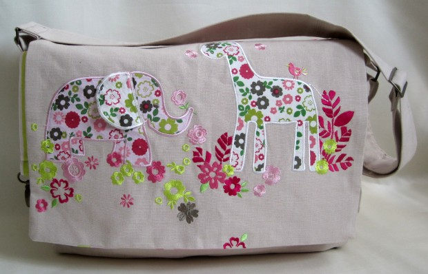 The Essential Baby Bag - Front