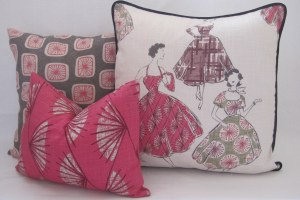 'High Society' cushion collection available from
