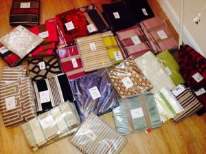 Osborne and Little fabric sale haul.... how much is tooo much fabric?