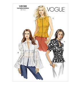 Vogue V8196