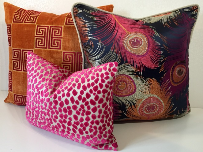 Cushion covers at MoGirl DESIGNS